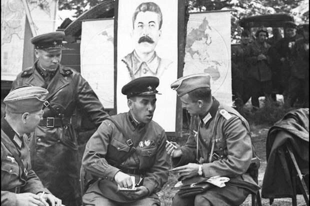 Что СССР получил от раздела Польши с Рейхом