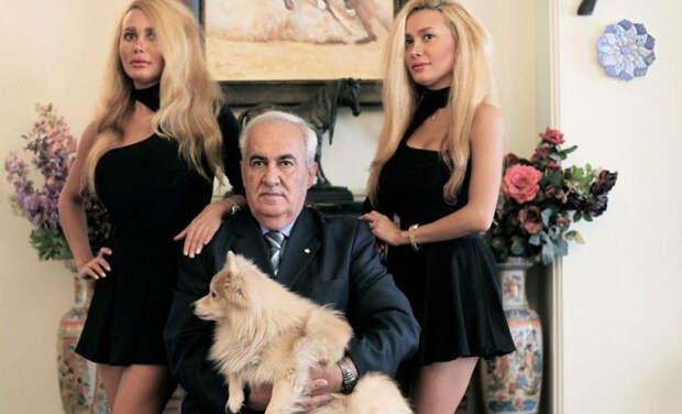 Фотопроект «Иранские отцы и дочери»