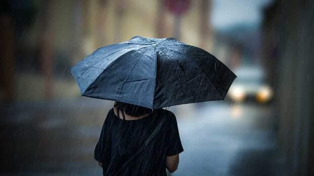 В Москве 5 мая ожидаются небольшие дожди