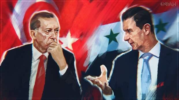 Елена Панина: Турции надо проявить солидарность с Россией и Ираном и признать Асада