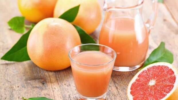 Цитрусовый морс из лимона и апельсина