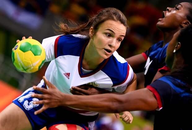 Сборная России сделала первый шаг в олимпийской квалификации, обыграв команду Сербии