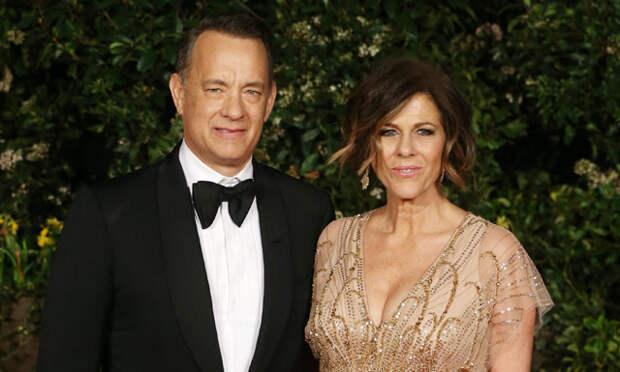 ⚡ Том Хэнкс и его жена заразились коронавирусом