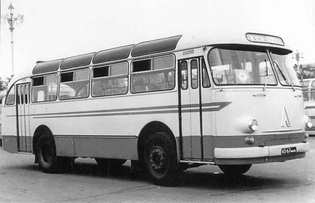 """ЛАЗ-695Е """"Львов"""" автобусы, транспорт, это интересно"""