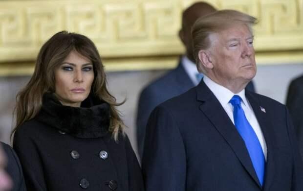 Дональд Трамп и Мелания готовятся к разводу?