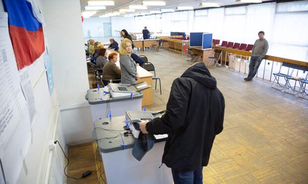 Сегодня— завершающий день голосования навыборах вГосдуму