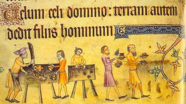 Рыцари на кухне. (Части 1-3)