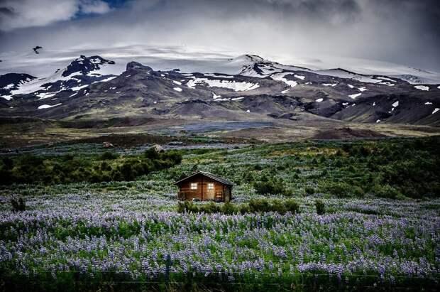 lonelyhouses09 Потрясающие дома, построенные вдали от цивилизации