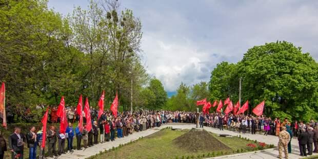 Изюм, Харьковская область, День Победы 2016
