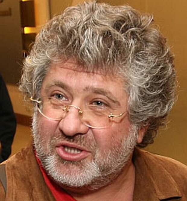Коломойский пригрозил подать на Россию в Гаагский трибунал