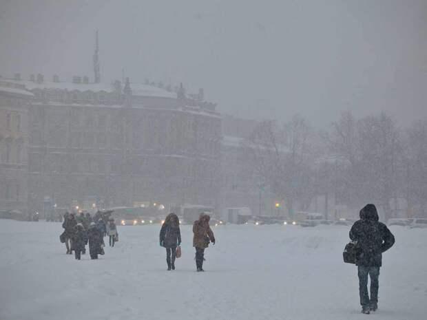 В Ленобласти ожидается усиление морозов до -33 градусов