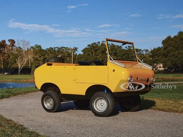 Самый симпатичный внедорожник Ferves Ranger 1968 года