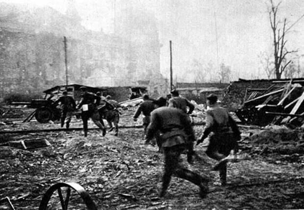 28 апреля 1945 года начался штурм Рейхстага
