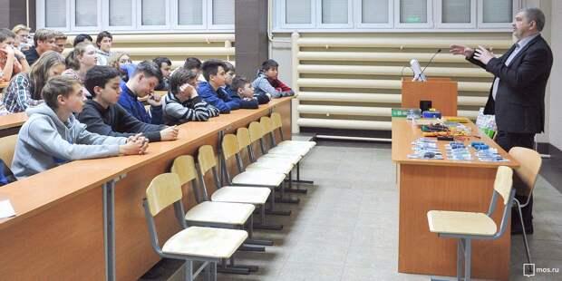 МАДИ будет проводить мастер-классы и лекции  для школьников