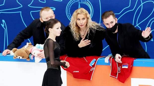 Щербакова примет участие в командном чемпионате мира