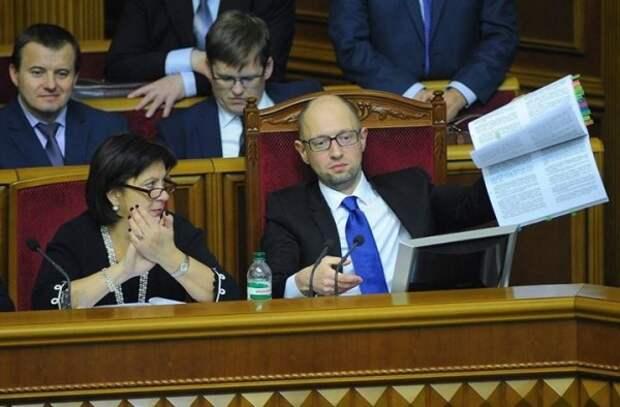 Немецкая пресса: Правительство Яценюка сформировано для распродажи Украины