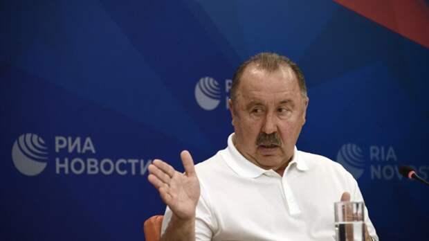 Газзаев сравнил гол Зобнина в ворота «Динамо» со слаломным проходом горнолыжника