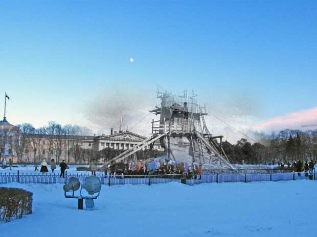 Ленинград 1941-2009 Медный всадник блокада, ленинград, победа
