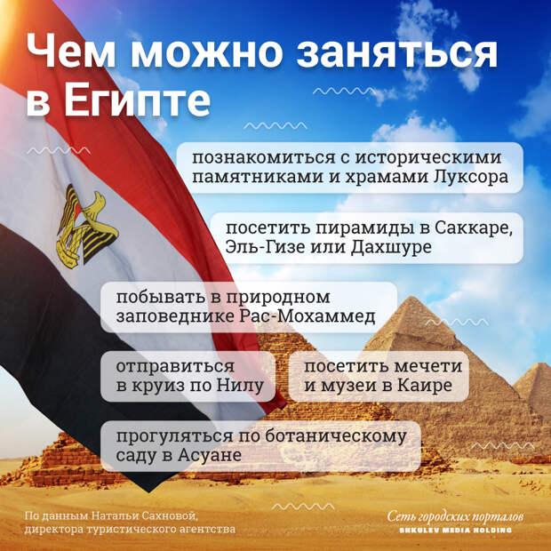Турция или Египет? Выбираем, куда лучше поехать до конца года