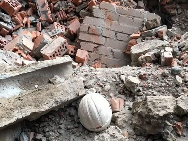 После взрыва газа в Нижегородской области под завалами ищут ребенка