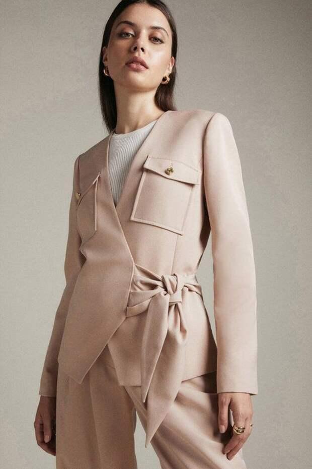 как перешить приталить пиджак уменьшить размер своими руками