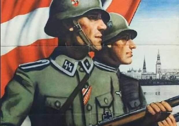 Прибалтика с Третьим рейхом дружила, а счет предъявляет Москве