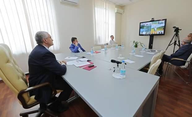 Сельскохозяйственная отрасль Крыма совершила серьезный рывок вперёд – Аксёнов