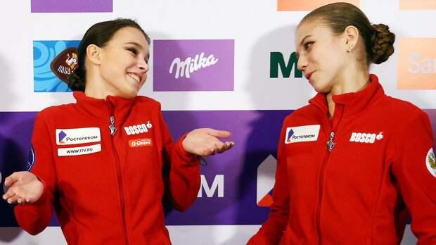 Щербакова и Трусова не заявлены на финал Кубка России