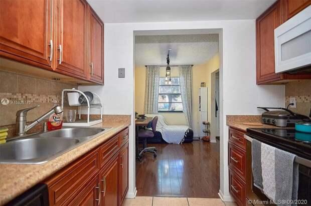 Американцы купили квартиру у русской и заново ее обставили, не меняя ремонт. Вот, что у них получилось