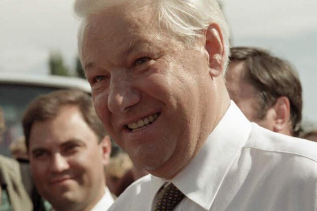 Пять знаменитых цитат Бориса Ельцина