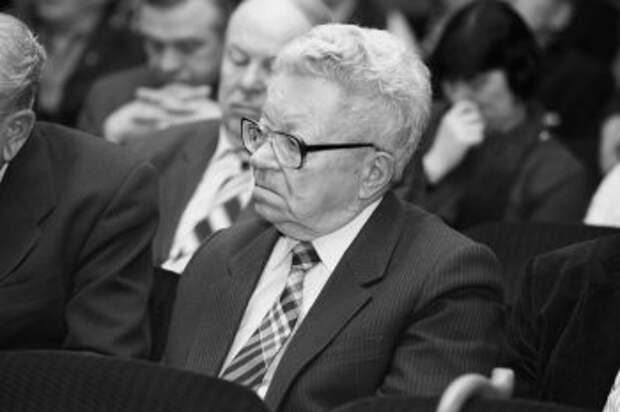 Известный политик Владимир Боков умер в Новосибирске
