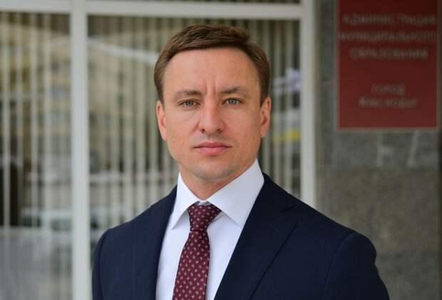 Сергей Фетисов снова возглавит управление по делам молодежи Краснодара