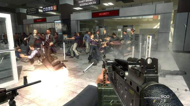 «Белые каски» против «злых русских» - свежая клюква от создателей Call of Duty: Modern Warfare