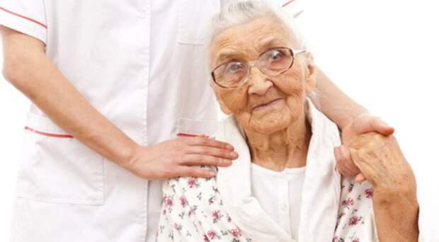 Перечислены симптомы для обращения пожилых людей к гериатру