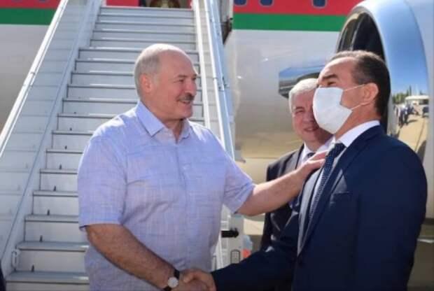 Преемственность власти: почему губернатор Кубани президента Беларуси встречал