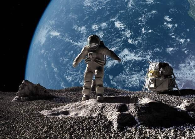 В NASA поддержали идею съемок фильма в космосе