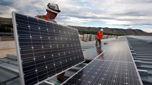 Александр Роджерс: Танки на солнечных батареях – новые экологические инициативы США
