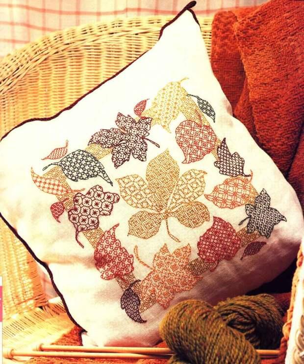 Вышивка с историей. 5 видов вышивания, которые стоит попробовать