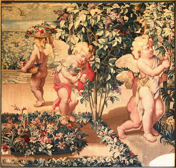 Гобелен XVIII века