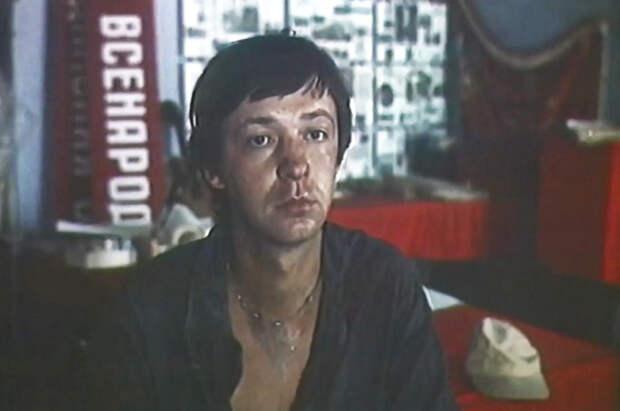Сергей Иванов в фильме «Обвинение» (1983)