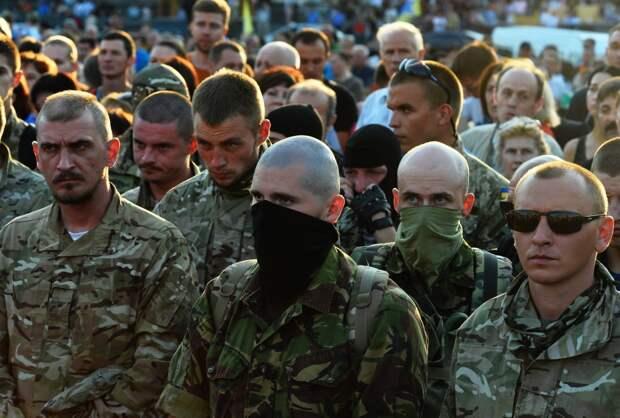 Львовский журналист пожаловался на нежелание украинцев записываться в армию