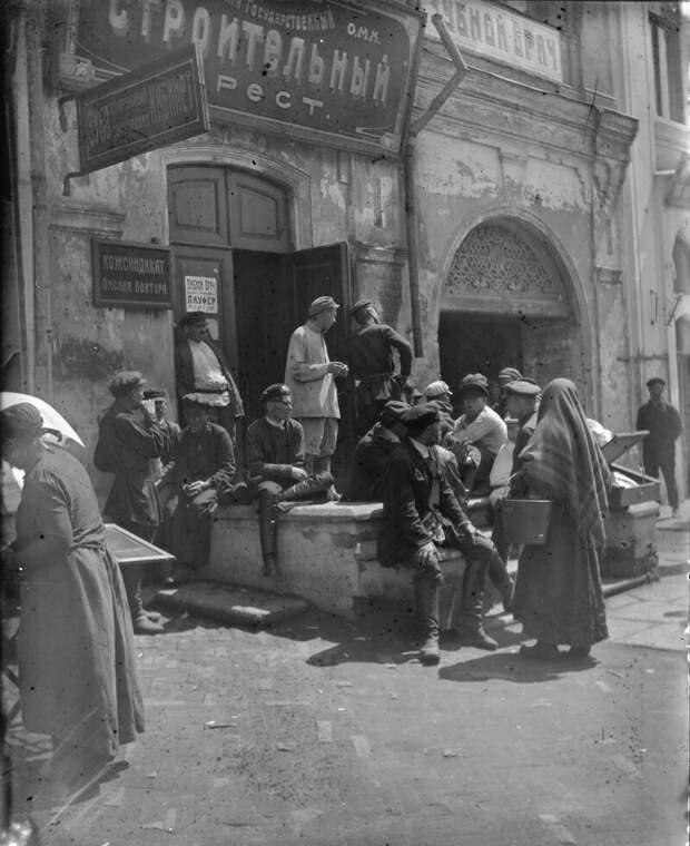 1925. На улице Ленина история, ретро, фото
