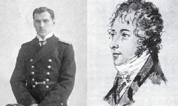 Возможно так выглядел А.Молчанов и подлинный рисунок Н.П.Девитте. Фото из открытых источников Интернета.