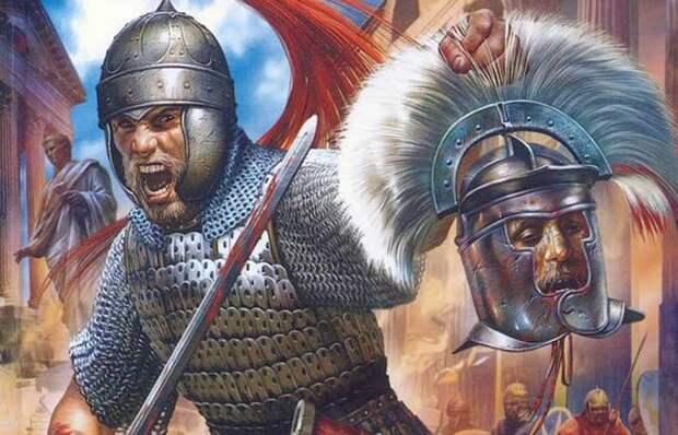 Все предания об Аттиле