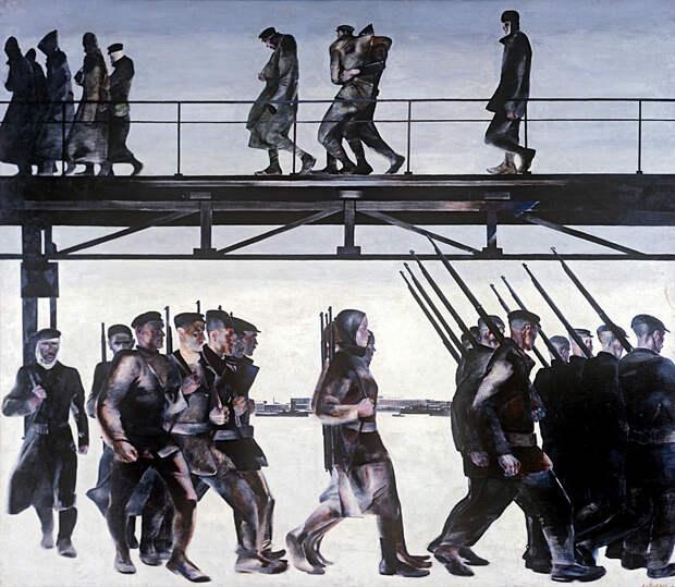 10 картин Александра Дейнеки, которые нужно знать