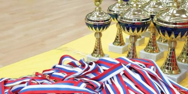 Борцы из Кузьминок завоевали две медали на первенстве России