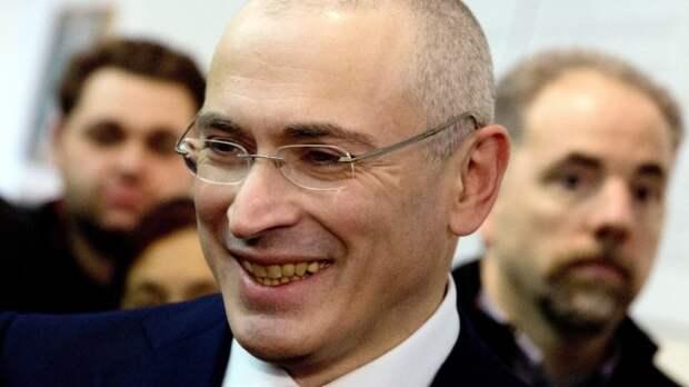"""""""Ёшкин крот"""" Ходорковского выдумал циничный фейк о наводнении в Иркутской области"""