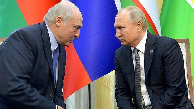 Тайны дипломатии Белоруссии и России