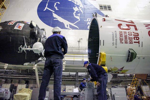 В Роскосмосе показали «Ракету Победы»