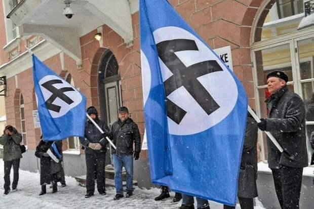 На неспособность людей уравнять нацизм и коммунизм посетовали в Таллине